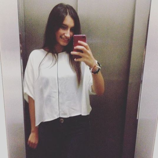 Insta-Outfit |Elevator Selfie