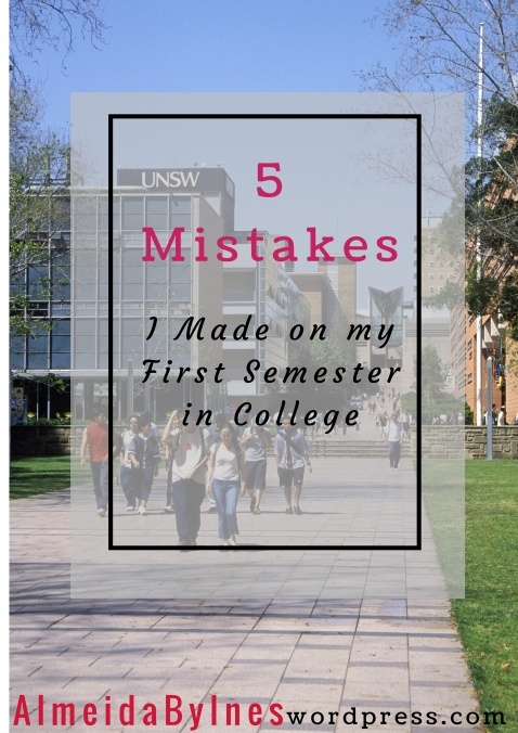 5 Mistakes